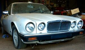 1982 jaguar XJ6 series 3 sovereign 4.2L unfinished project or parts Southbank Melbourne City Preview