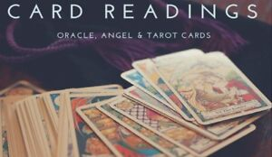 Tarot, Angel & Oracle Readings