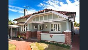 3 bedrooms to share in a beautiful character house in Nedlands North Perth Vincent Area Preview