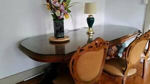 Dining Table (Very Good Condition) Strathfield Strathfield Area Preview