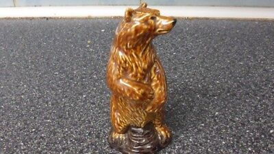 WADE GRIZZLY BEAR   WITH STOPPER IN EXCELLENT CONDITION