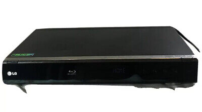 LG BLU-RAY DISC PLAYER BD390 Tested