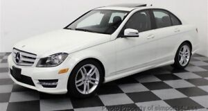 Mind condition 2012 BENZ C300 4Matic AWD