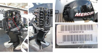 Wrecking 2007 250HP Verado Parts Only Beaconsfield Fremantle Area Preview