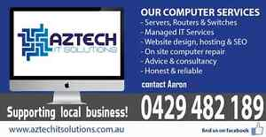 AZTECH IT Solutions - Computer services Newcastle & Hunter Newcastle Newcastle Area Preview