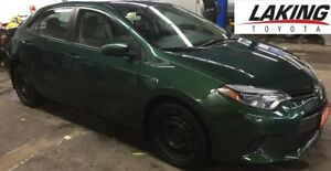 2015 Toyota Corolla LE ECO LOW EMISSION VEHICLE AND RELIABLE One