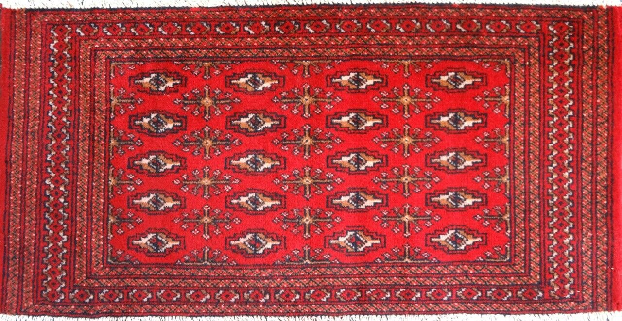 Купить C 1950 Khorassan Baluch Antique Persian Exquisite Hand Made Rug 1' 8 x 3' 3