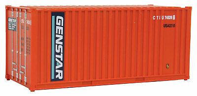 H0 Container 20 Fuß Genstar -- 8003 NEU