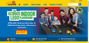 Legoland- Chadstone - 30 April 2017 - Sunday Chadstone Monash Area Preview