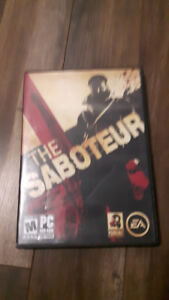 The saboteur french edition standart