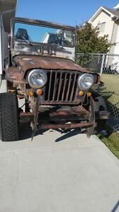 1942 project willy jeep