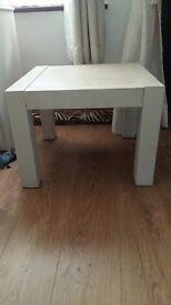 Coffee table with FREE sideboard/hifi unit
