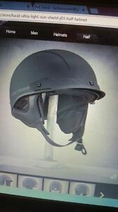 Looking  for   Harley Davidson Helmet with shield