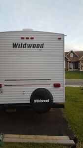 2012 Forest River RV Wildwood 26TBSS Travel Trailer