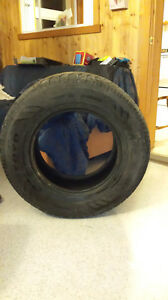 Two Tovo Tires 265 / 70 R17 115S