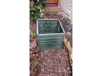 Komp 250 - Collapsable Garden Thermo Composter Bin - Green - 250 litre