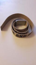 New men's belt