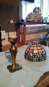 Retired PartyLite Tiffiany Style Tea Light