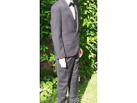 Gents/Teens Prom/ Wedding Suit (Slaters) suit slim boy/man 5'2 - 5'6