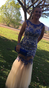 Formal / Graduation Dress Alligator Creek Mackay Surrounds Preview