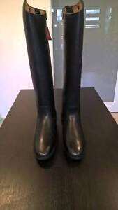 Ladies Size 10/Mens Size 8 *WIDE CALF* Tall Riding Boots Springvale Greater Dandenong Preview