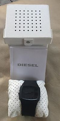 Diesel Men's DZ1384 Analog Black-Out Watch