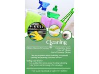 Prestige Cleaning specialise in military standard of cleaning, with over 20 years experience