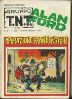 Alan Ford - Gruppo T.n.t. N° 3 (corno, 1973) Magnus -  - ebay.it