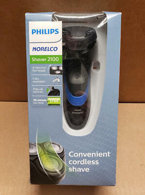 Philips Norelco Electric Shaver 2100, S1560/81 Wet/Dry Pop Up Trimmer
