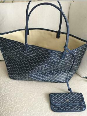 Goyard blue Tote Bag