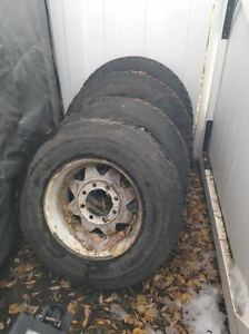 One Ton Winter Tires