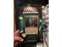 Magic The Gathering Commander. Breed Lethality