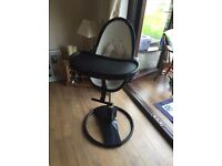 Bloom Fresco Black High Chair