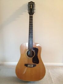 Selling my Guild 12 string guitar which I purchased in 1980. Model G212 nt Serial number DH 100,000