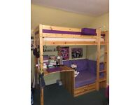 BED - CABIN BED/BUNK BED