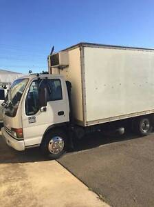 ISUZU NPR300 REFRIGERATED PANTEC 2002 ( PRICE DROPPED ) Alberton Port Adelaide Area Preview