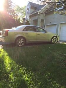 2006 Cadillac CTS Berline perfect condition owned by mechanic West Island Greater Montréal image 3