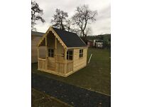 Sheds, Playhouses, Summer Houses, Dog Kennels, Stables, Field Shelters and Workshops for Sale
