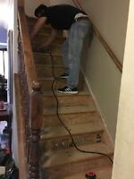 carpet flooring & stair installation.....