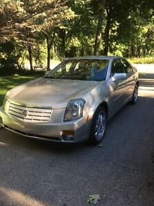 2006 Cadillac CTS Berline perfect condition owned by mechanic West Island Greater Montréal image 1