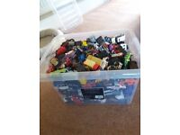 Matchbox cars for sale - approximately 100