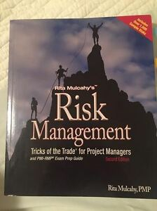 Rita Mulcahy's Risk Management- MGMT 6062