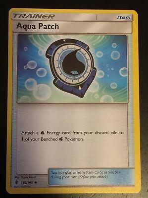 - Pokemon Aqua Patch - 119/145 - Uncommon NM-Mint Guardians Rising