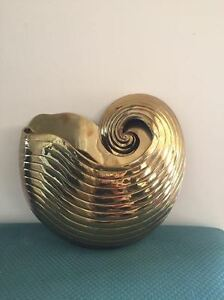 Solid Brass Wall Sconce