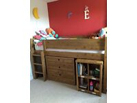 Next Midi Sleeper / Cabin Bed - only 12 months old