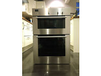Siemens HB905 Integrated Double Oven. Excellent Condition. Fully Working Order.