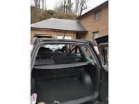 4x4 Honda CRV