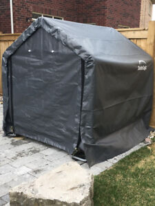 Shed-in-a-box 6ft x 6ft x 6ft