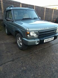 Land Rover Discovery 2 Facelift TD5 Automatic