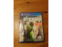 Steep for PS4 Good Condition